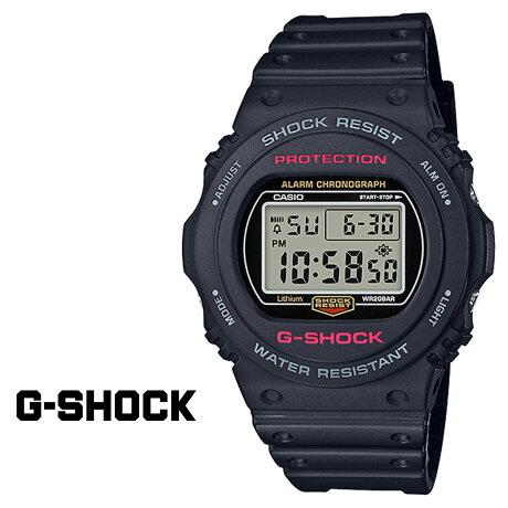 CASIO G-SHOCK カシオ 腕時計 DW-5750E-1JF Gショック G-ショック ブラック メンズ レディース [4/25 再入荷] [184]
