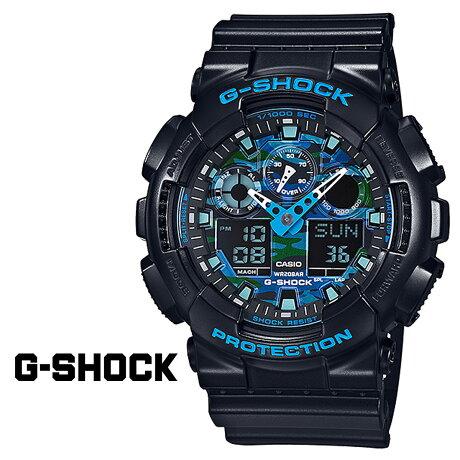 CASIO G-SHOCK カシオ 腕時計 GA-100CB-1AJF ジーショック Gショック G-ショック メンズ レディース