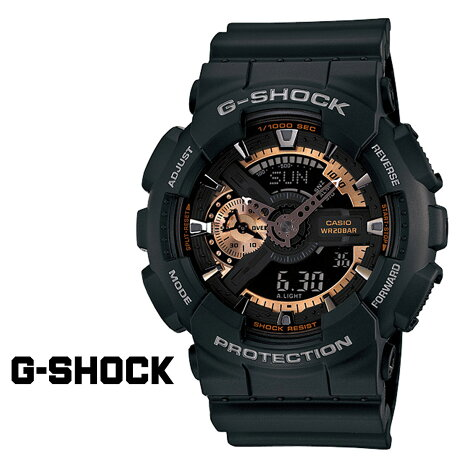 CASIO G-SHOCK カシオ 腕時計 GA-110RG-1AJF ジーショック Gショック G-ショック メンズ レディース