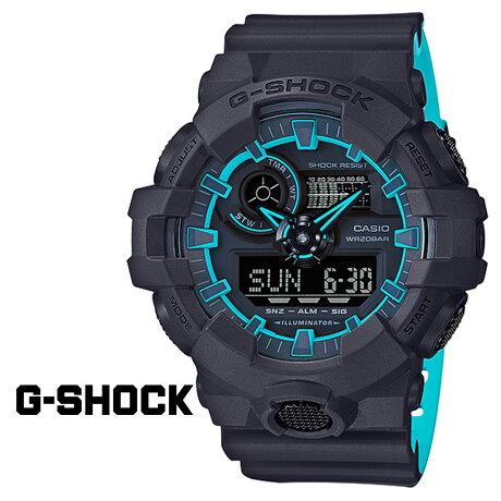 CASIO G-SHOCK カシオ 腕時計 GA-700SE-1A2JF ジーショック Gショック G-ショック ブラック メンズ レディース [179]