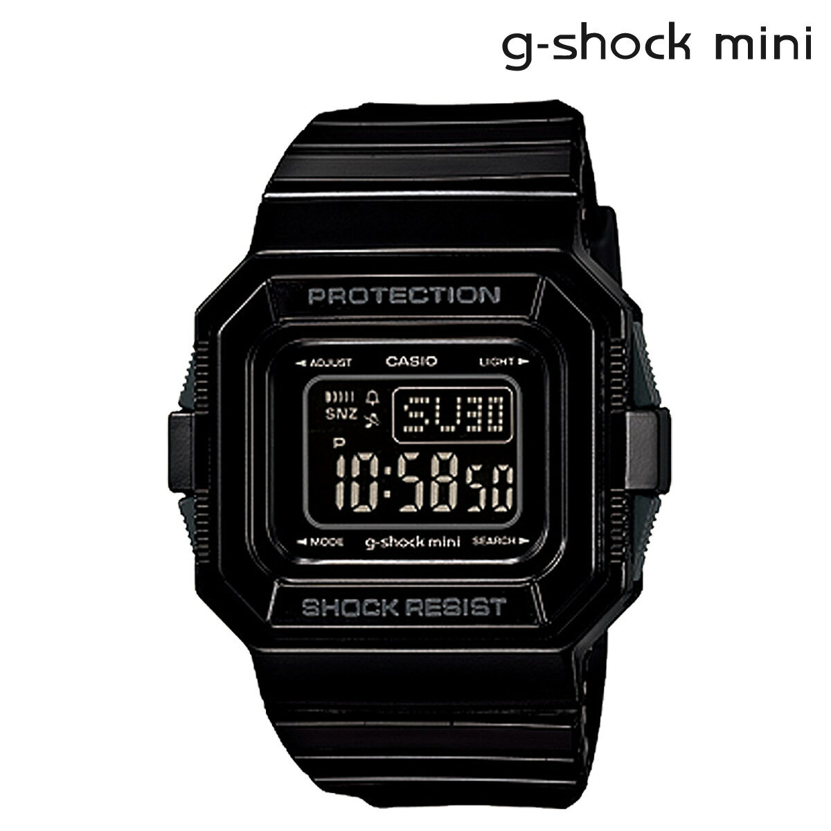 腕時計, レディース腕時計 600OFF CASIO g-shock mini GMN-550-1DJR G G-