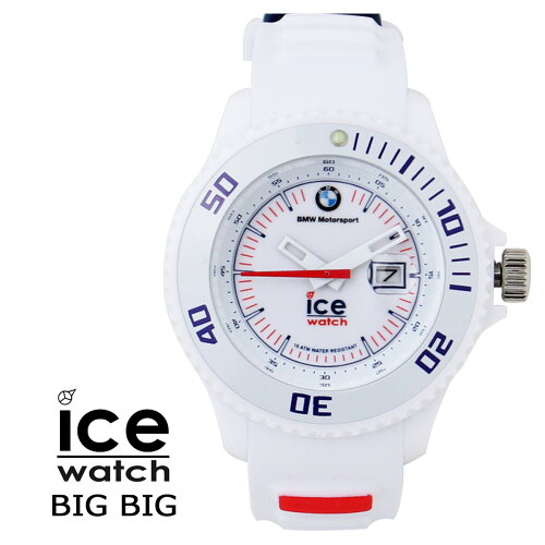 [SOLD OUT] アイスウォッチ ICE-WATCH 腕時計 BMW MOTORSPORT SMALL 38mm BM.SI.WE.S.S.13 レディ...