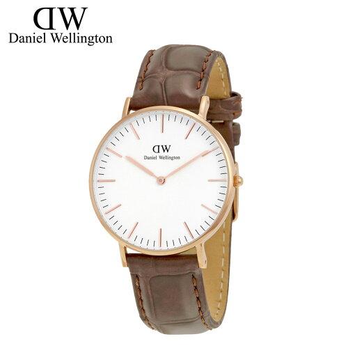 [SOLD OUT] ダニエルウェリントン Daniel Wellington 36mm 腕時計 レディース CLASSIC YORK LADY ...