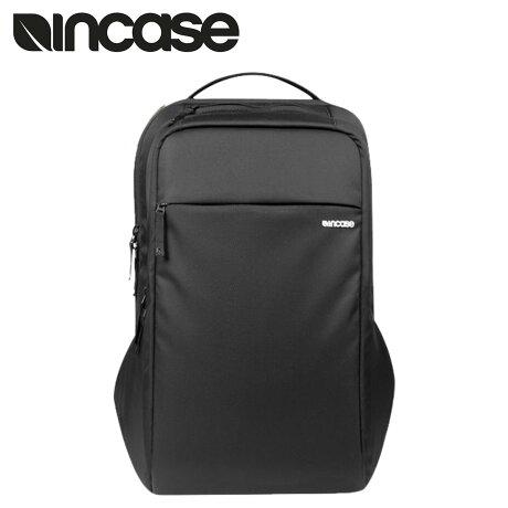 INCASE ICON SLIM PACK -NYLON インケース バックパック リュック CL55535 ブラック メンズ [予約商品 1/22頃入荷予定 再入荷] [191]