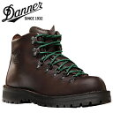 Danner Mountain Light II ダナー マウンテンライト2 30800 ダークブラウン Dワイズ EEワイズ レザー GORE-TEX ブーツ BOOTS Made in USA メンズ [10月 追加入荷]