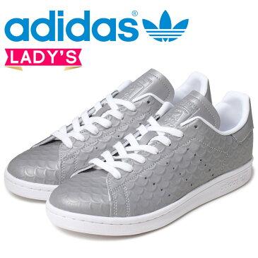 adidas Originals スタンスミス レディース スニーカー アディダス オリジナルス STAN SMITH W BB5159 靴 シルバー