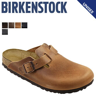 Birkenstock BIRKENSTOCK Boston BOSTON 8 color mens ladies Sandals sale130719