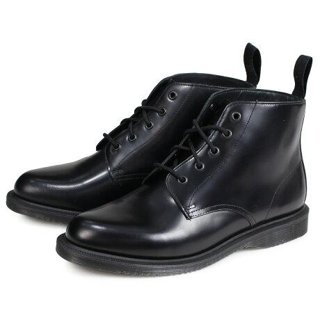 Dr.Martens EMMELINE KENSINGTON 5EYE BOOT ドクターマーチン 5ホール ブーツ メンズ ブラック R16701001 [予約商品 1/17頃入荷予定 新入荷] [191]