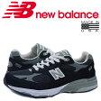 new balance ニューバランス 993 スニーカー MADE IN USA MR993BK 3ワイズ メンズ 靴 ブラック