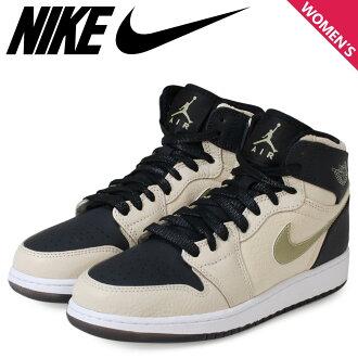 耐吉空氣喬丹女士NIKE運動鞋JORDAN 1 RET HI PRM HC GG空氣喬丹1 832596-209鞋棕色[12/7新進貨]