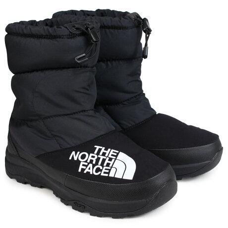 THE NORTH FACE NUPTSE DOWN BOOTIE ノースフェイス ヌプシブーティ ブーツ メンズ レディース ブラック NF51877 [11/16 新入荷] [1811]