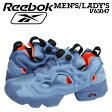 リーボック Reebok インスタ ポンプフューリー スニーカー INSTAPUMP FURY TECH V63047 メンズ レディース 靴 ブルー