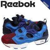 Reebok リーボック ポンプフューリー スニーカー INSTAPUMP FURY ASYM V67792 メンズ レディース 靴 ブルー