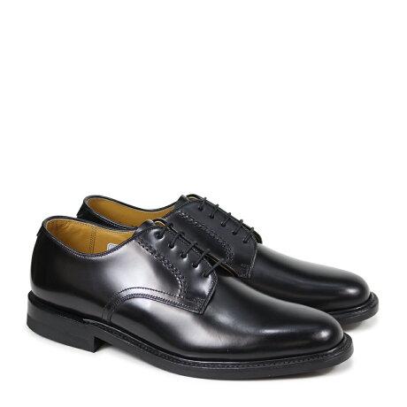 リーガル 靴 メンズ REGAL プレーントゥ ビジネスシューズ 日本製 ブラック 2504NA [予約商品 12/22頃入荷予定 追加入荷]