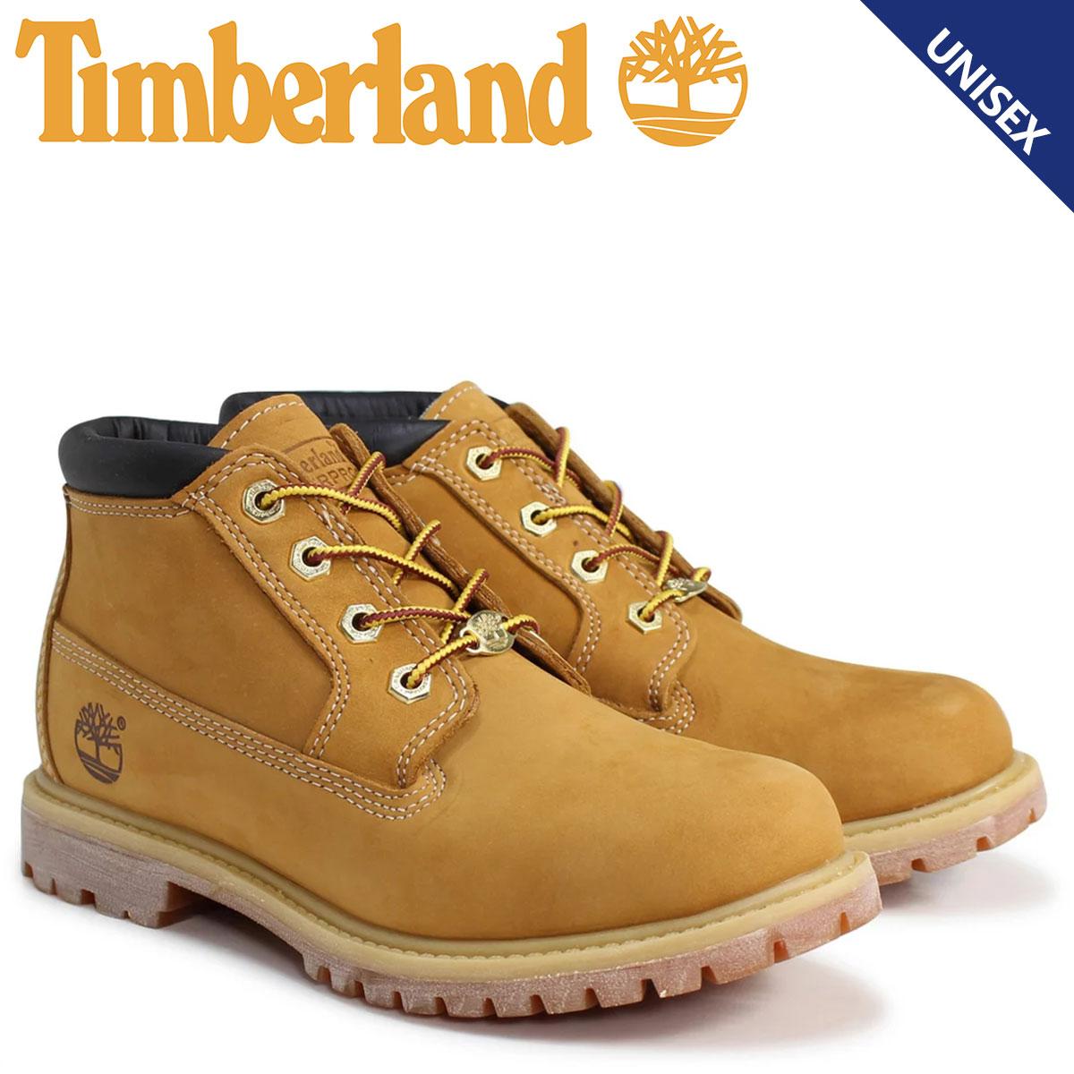 ブーツ, その他 Timberland NELLIE CHUKKA DOUBLE WATERPLOOF BOOTS W 23399