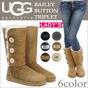 アグ UGG ブーツ ムートンブーツ ベイリーボタン トリプレット 2 レディース 1873 1016227 WOMENS BAILEY BUTTON TRIPLET II 正規品 [178]