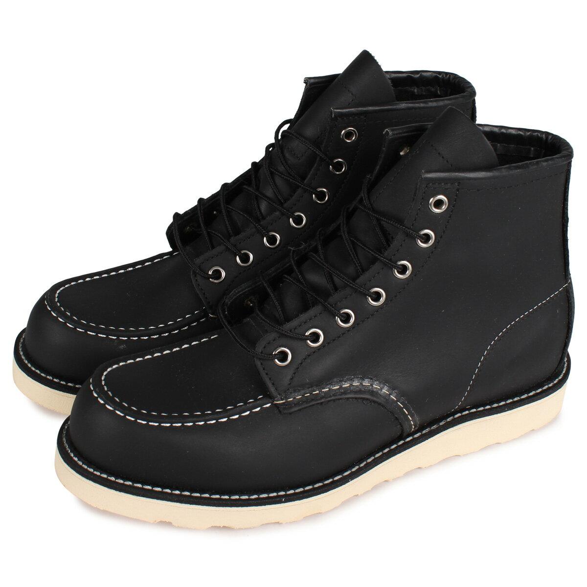 ブーツ, ワーク 1000OFF RED WING 6INCH CLASSIC MOC TOE 6 D 9075