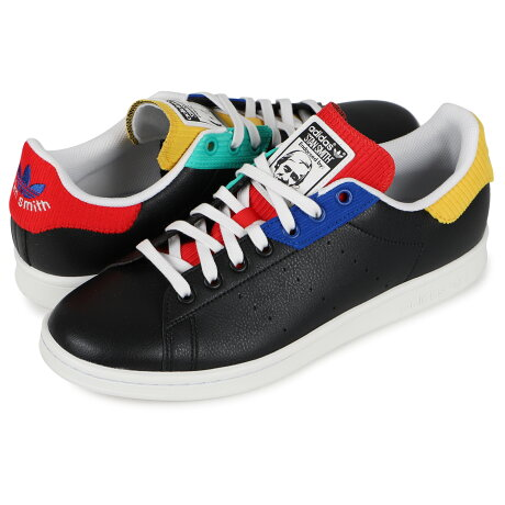adidas Originals STAN SMITH アディダス オリジナルス スタンスミス スニーカー メンズ レディース ブラック 黒 H00328 [予約 9月下旬 新入荷予定]