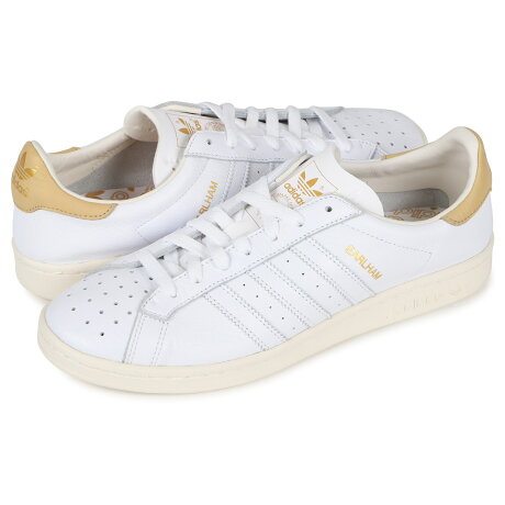 adidas Originals EARLHAM アディダス オリジナルス アーラム スニーカー メンズ ホワイト 白 H01806 [予約 9月下旬 新入荷予定]