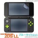New Nintendo 2DS LL 任天堂 ニンテンドー ブルーライトカット