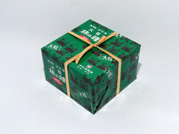 【父の日】【元祖】 浪花屋 柿の種 大粒大缶 (20g×12袋)【新潟 米菓 ギフト】