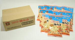 元祖浪花屋ホワイト柿チョコ1箱(100g×12袋)