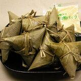 生笹使用 きな粉付ちまき 10個入 [ 新潟 お土産 和菓子 ][ 三角ちまき ]