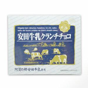 サクサク感抜群安田の牛乳クランチチョコ(24ヶ入)