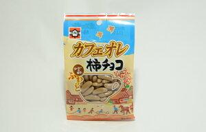 かわり種!元祖浪花屋カフェオレ柿チョコ(95g)