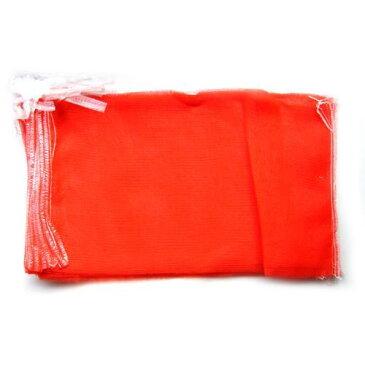 玉葱ネット!モノフィラネット 10kg用 サイズ:35cm×60cm 赤
