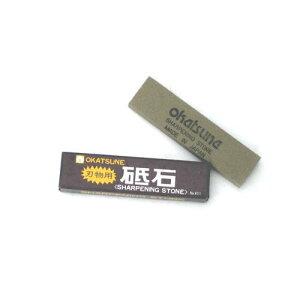 刃物用油砥石 No.411