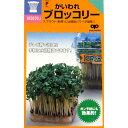ブロッコリースプラウト 種 【 かいわれブロッコリー 】 種子 小袋 (約50ml) ( 種 …