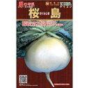 トキタの男の野菜シリーズ桜島 (大根の種) 1ml