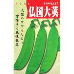 きぬさやエンドウ 種 【仏国大莢】 20ml ( 種 野菜 野菜種子 野菜種 )