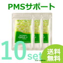 PMSサポート 10個セット natumedica 12000円→4920円 送料無料 (メール便) チェストツリー サプリ