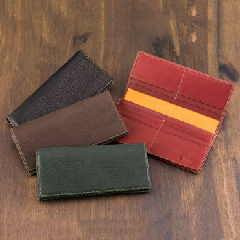 【キプリス】長財布(小銭入れ付き通しマチ束入)■ディアスキン2