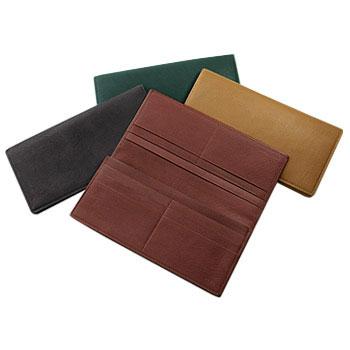【キプリス】長財布(小銭入れ付き通しマチ束入)■レーニアカーフ