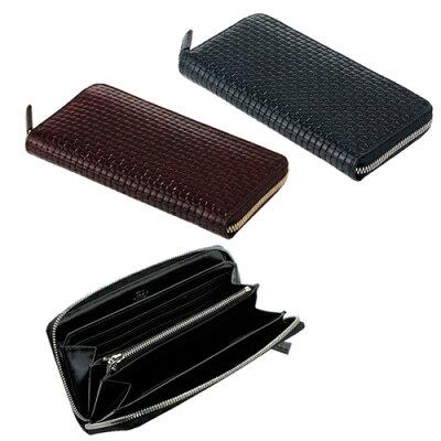 【ヘレナ】長財布(ラウンドファスナー束入)■エスカーラ2