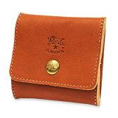 【イルビゾンテ IL BISONTE 財布】フラットスクエアコインケース[商品番号_5412300241]【送料無料】【あす楽対応】【財布 コインケース】