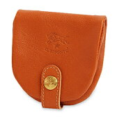 【イルビゾンテ IL BISONTE 財布】馬蹄型スナップボタンコインケース[商品番号_412226]【送料無料】【あす楽対応】【財布 コインケース】