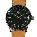 【イルビゾンテ IL BISONTE 腕時計】ブラックフェイスリストウォッチ(バンド幅:22mm) [商品番号_5472301897]【送料無料】【あす楽対応】【腕時計 文字盤バンドセット】