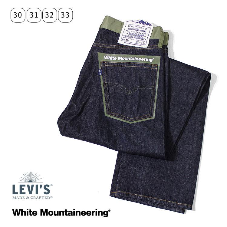 メンズファッション, ズボン・パンツ s20White MountaineeringWMLMC 9oz DENIM PANTS 5059oz505WM2073424let