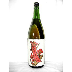 赤短の梅酒 1800ml 14度 [八木酒造 奈良県 梅酒 米焼酎ベース]【RCP】