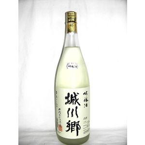 城川郷 吟醸酒 1800ml [中城本家酒造 愛媛県 吟醸酒]【RCP】