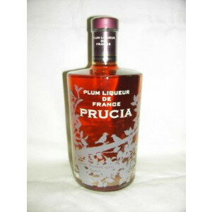 日本酒・焼酎, 梅酒  LIQUEUR DE FRANCE PRUCIA 700ml 15