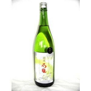 石鎚 純米ライト 1800ml [石鎚酒造 愛媛県 純米酒]