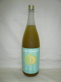 梅仙人めろめろメロン梅酒UMESENNIN1800ml9度 小林酒造本店福岡県梅酒