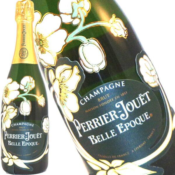Perrier-Jouet(ペリエ・ジュエ)『ベルエポックルミナスボトル』
