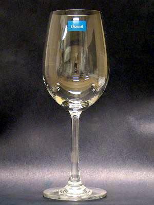 マディソンワイングラスホワイトワイン350ML×6脚