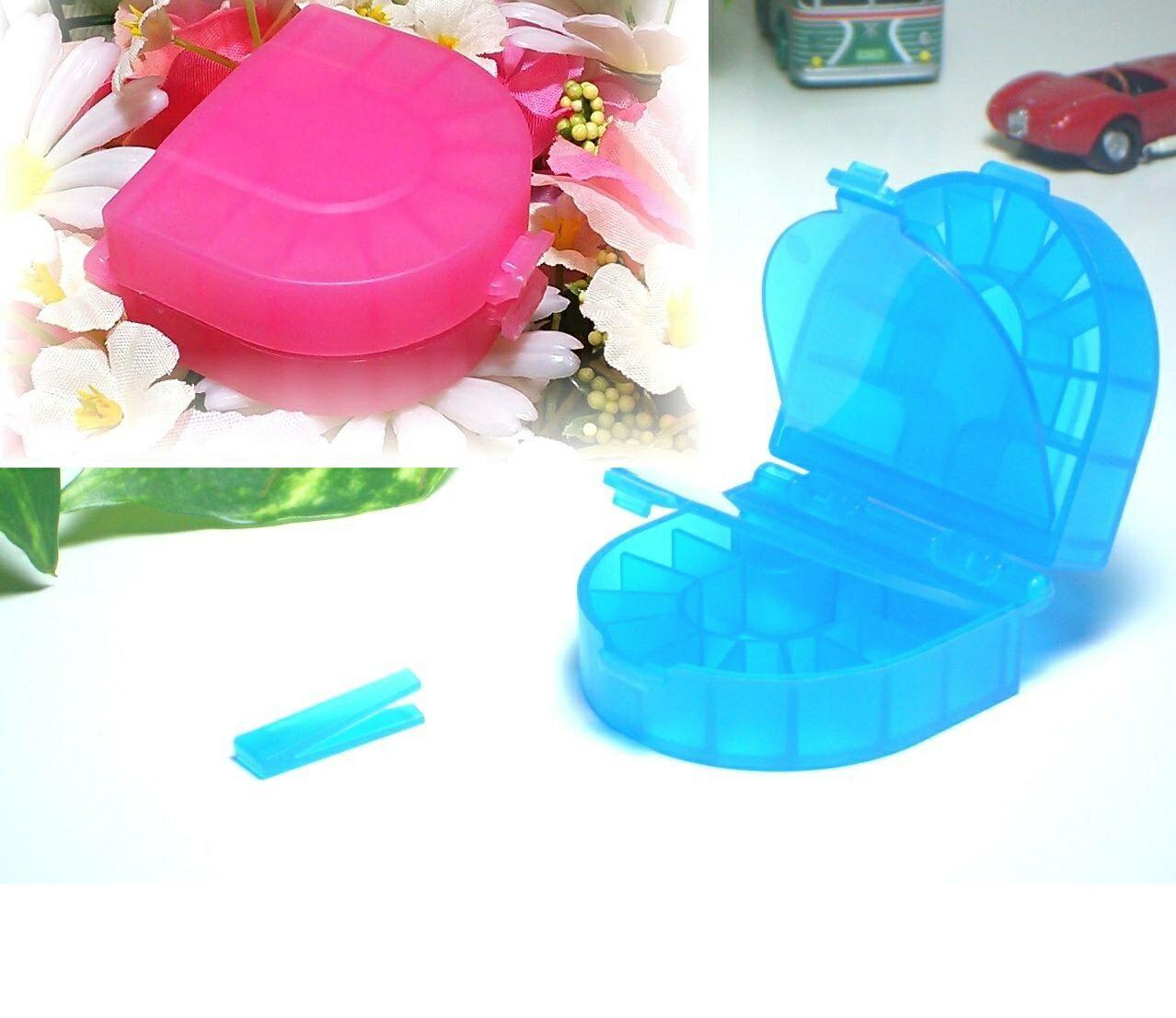 乳歯をお口の様にひとつひとつ収納できる乳歯ケース!!